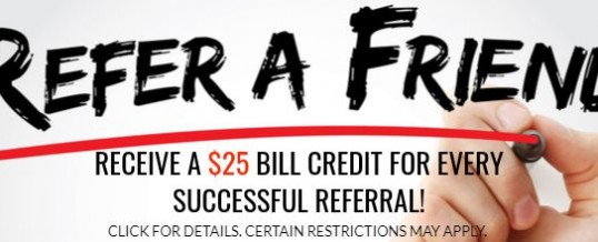 Refer a Friend Summer Social