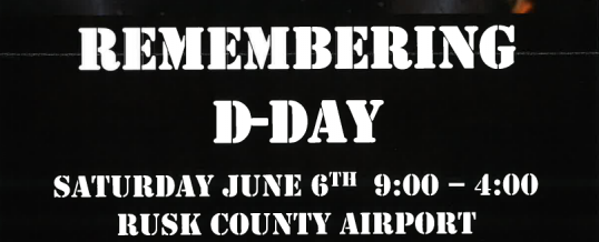 Rusk County Fly-In and Air Show