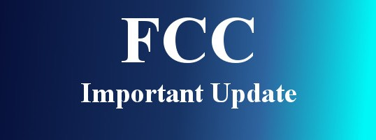 Important Update to FCC Net Nutrality Rules